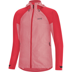GORE WEAR C5 Gore-Tex Trail Hooded Jacket Women hibiscus pink